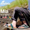 サンダル Betula ベチュラ BY BIRKENSTOCK Mia ミーア 日本代理店正規品 メンズ レディース