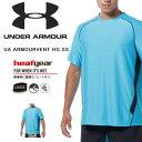 ラスト1点! 数量限定 半袖 Tシャツ アンダーアーマー UNDER ARMOUR UA アーマーベント HG SS メンズ ヒートギア トレーニング ウェア MTR7796