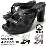 クロックス CROCS サイプラス 4.0 ヒール ウィメン cyprus 4.0 heel w 【日本正規品】 14558 レディース サンダル 2014春夏新作