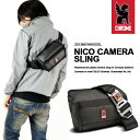 送料無料 メッセンジャーバッグ クローム CHROME NIKO SLING シートベルト ショルダー バッグ ニコ スリング カメラバッグ アウトドア ミリタリー 1L