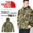 送料無料 ザ・ノースフェイス THE NORTH FACE Novelty Compact Jacket ノベルティ コンパクト ジャケット メンズ アウトドア ナイロン マウンテンパーカー 2016春夏新作 迷彩 カモ柄 ザ ノースフェイス NP71535 15%off