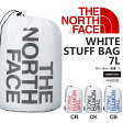 スタッフバッグ ノースフェイス THE NORTH FACE WHITE STUFF BAG 7L 小物入れ 巾着袋 アウトドア NM91207 ザ ノースフェイス グランピング 【あす楽対応】