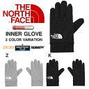 快適な保温力と優れた吸汗発散性 手袋 ノースフェイス THE NORTH FACE インナー グローブ Inner Glove メンズ レディース サーマスタッ...