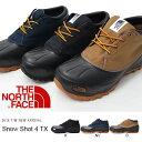 現品限り 送料無料 ザ・ノースフェイス THE NORTH FACE Snow Shot 4 TX スノー ショット 4 テキスタイル メンズ レディースブーツ アウトドア スノー シューズ 靴 NF51660 ザ ノースフェイス 25%off