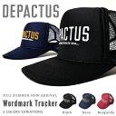 ディパクタス DEPACTUS メッシュキャップ 帽子 CAP メンズ 紳士 オーシャンズ サーフ