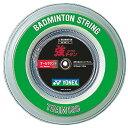 バドミントンガット ヨネックス YONEX 強チタン バドミントン用 ガット ストリングス バドミントンストリングス