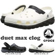 送料無料 クロックス CROCS デュエット マックス クロッグ duet max clog サンダル メンズ レディース スポーツサンダル シューズ 靴 201398【日本正規品】