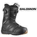 送料無料 SALOMON サロモン スノーボード ブーツ メンズ ボア システム LAUNCH BOA STR8JKT BOOTS スノボ スノーブーツ L37686000 得割30