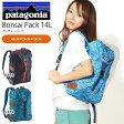 送料無料 リュックサック patagonia パタゴニア Kids Bonsai Pack 14L バックパック デイパック バッグ キッズ ジュニア 子供 レディース アウトドア ハイキング 遠足 通学 日本正規品 48070 ブラック 黒
