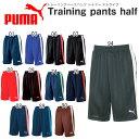送料無料 プーマ PUMA ジャージ トレーニング ハーフパンツ シャドー ストライプ (メンズ レディース) 862222 プーマジャージ