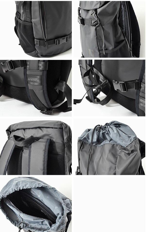 送料無料バックパックNIXONニクソンLANDLOCKSEBACKPACKデイパックランドロックエスイーリュックサックメンズレディーススケートストリートバッグBAGかばん鞄カバン2016新色