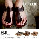【得割41】TATAMI タタミ BY BIRKENSTOCK メンズ Fiji フィジー メンズ サンダル 日本正規代理店品