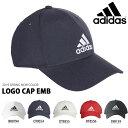 アディダス adidas ロゴキャップ EMB メンズ レディース 帽子 CAP climalite UPF+50 日焼け対策 紫外線防止 スポーツ カジュアル 2017春新作