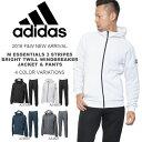 送料無料 スウェット 上下セット アディダス adidas ID スウェットフルジップパーカー リブパンツ メンズ スエット セットアップ スポーツウェア トレーニング ウェア 30%off BVA02 BVA05