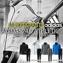 送料無料 ジャージ 上下セット アディダス adidas 24/7 ウォームアップジャージジャケット ストレートパンツ メンズ セットアップ スポーツウェア トレーニング ウェア 23%off BV988 BV990