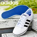 スニーカー アディダス adidas ADIPACE VS メンズ アディペース ローカット 3本ライン カジュアル シューズ 靴 2019秋新色 AW4591 AW4594 B74493 B74494 B44869 DA9997 F34618 F34620