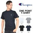 半袖 Tシャツ チャンピオン Champion メンズ T-SHIRT ワンポイント ロゴ 2017春夏新作 C3-H359