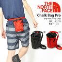 チョークバック プロ THE NORTH FACE ザ ノースフェイス Chalk Bag Pro 軽量 2018春夏新作 クライミング ボルダリング クライマー SUMMIT SERIES 15 off