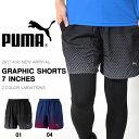 現品のみ ランニングパンツ プーマ PUMA メンズ グラフ...