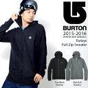 送料無料 長袖 パーカー バートン BURTON Parleys Full-Zip Sweater メンズ フルジップ トレーナー フーディー ジャケット スノボ スノーボード SNOWBOARD WEAR スキー PARKA JACKET 30%off