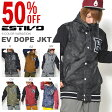 送料無料 スノーボードウェア エスティボ ESTIVO EV DOPE JKT メンズ ジャケット スノボ スノーボード スノーボードウエア SNOWBOARD WEAR スキー 30%off 【あす楽対応】