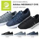 送料無料 スニーカー アディダス adidas NEO ネオ NEODAILY CVS ネオデイリー メンズ ローカット カジュアル シューズ 靴 2016秋冬新作 AW4567 AW4568 AW4569