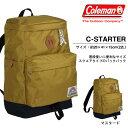 コールマン Coleman C-STARTER バッグ リュック デイパック リュックサック バックパック メンズ レディース