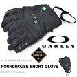 送料無料 スノーグローブ OAKLEY オークリー スノーボード スキー 手袋 ROUNDHOUSE SHORT GLOVES