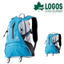 ロゴス LOGOS メンズ レディース リュックサック 20リットル 軽量 バックパック デイパック リュック ザック カバン かばん 鞄