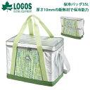 ロゴス LOGOS insul10 ソフトクーラー35 保冷バッグ 35L ソフトクーラー エコバッグ 折りたたみ アウトドア BBQ バーベキュー 野外フェス キャンプ レジャー 海水浴 お花見