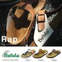 【得割30】 サンダル メンズ Betula ベチュラ BY BIRKENSTOCK Rap ラップ 国内正規代理店品 【あす楽対応】