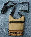 民族織物 マンタ ショルダーバッグ ポシェット クスコ ペルー インカ柄 アンデス AB-036-03