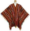 ペルー クスコ PO-23 フォルクローレ衣装 民族衣装 アンデス衣装 ポンチョ 伝統衣装 民族織物