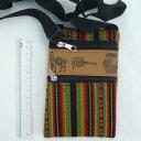 ショッピングデスク ペルー ミニショルダーバッグ AB-042-05 スマホケース 民族織物 マンタ 伝統織物 インカ アンデス クスコ 綺麗 アルパカ
