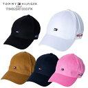 トミーヒルフィガー キャップ シーズナルフラッグ ゴルフ 帽子 THMB224F Tommy Hilfiger あす楽 あすつく