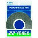 ショッピングパワーバランス Yonex(ヨネックス) パワーバランススリム テニス・バドミントン アクセサリー AC186-10-017