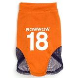 【bowwow STYLES】ベースボールウェア(サイズ:S/DM/M/L/2L/3L/4L)かわいいハンガー付き♪