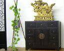 「ミンリビングボード茶」「チェスト」「キャビネット」アジアン家具、アンティーク家具、アジアンテイストなインテリア雑貨やクラシック家具の激安家具通販!手彫り家具