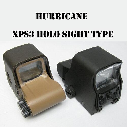 【ハリケーン 】 HURRICANE ホロサイトXPS3タイプレンズカバー付