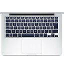 キーボード用スキンシール MacBook Air 13inch 2010 〜 2017 専用 キートップ ステッカー A1466 A1369 Apple マックブック エア ノート..