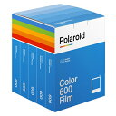 Polaroid Color Film for 600 40フィルムパック N 《納期未定》