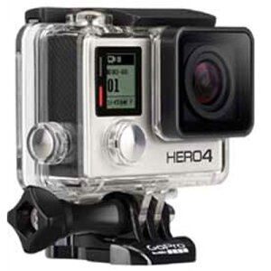 【あす楽】 【日本国内正規保証品】 GoPro HERO4 Silver Edition Adventure CHDHY-401-JP2