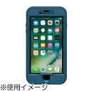 LifeProof nuud Indigo Blue〔iPhone 7 Plus用〕