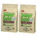 [送料無料]2個セット スーパーゴールド チキンプラスシニア犬用 腸内フローラバランスサポートフード2.4kg
