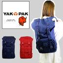 送料無料 サライ ヤックパック リュック YP4020 大容量ユニセックス ブルックリン ニューヨーカー バッグおしゃれ 使いやすい red navy