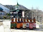 【産地直送】【本州のみ送料込み】みちのく福島路ビール 地ビール飲み比べセット330ml 8本入り福島県産福島地ビール