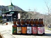 【産地直送】【本州のみ送料込み】みちのく福島路ビール 地ビール飲み比べセット330ml 12本入り福島県産福島地ビール