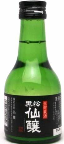 黒松仙醸 生貯蔵酒 180ml