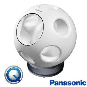 パナソニック 創風機 Q 扇風機 サーキュレーター DCモーター パールホワイト おしゃれなデザイン 球の形をした扇風機 個性派インテリア お部屋の空気をすばやく循環