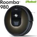 国内正規品 ルンバ980 900シリーズ 掃除機 Roomba980 Roomba980 R980060 お掃除ロボット アイロボット カーペットに入り込んだホコリや髪も取り除きます!高精度ロボット掃除機